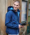 Regatta Venturer Three Layer Hooded Soft Shell Jacket