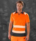 Result Genuine Recycled Safety Polo Shirt