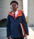 Regatta Kids Cadet Insulated Parka Jacket