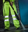 Regatta High Visibility Pro Packaway Overtrousers