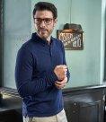 Tee Jays Luxury Fashion Stretch Long Sleeve Polo Shirt