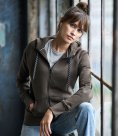 Ladies Heavyweight Zip