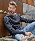 Tee Jays Vintage Lightweight Raglan Sweatshirt