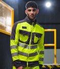 Tactical Threads Hi-Vis Extol Stretch Jacket