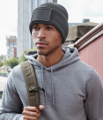 Beechfield Removable Patch Thinsulate™ Beanie
